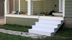 how to make porch railings
