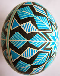 pysanky designs saving the world one egg at a time a snowflake from a ruzha pattern