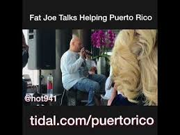 Fat Joe Meme - fat joe talks helping the people of puerto rico youtube