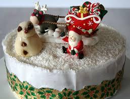 Christmas Cake Decorations Santa Sleigh by Christmas Cake 2 2012 U2013 500 Bit Of The Good Stuff