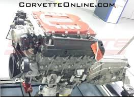 corvette z06 engine supercharged c7 corvette z06 zr1 engine spied