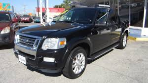 super clean and well maintained 2007 ford explorer sport