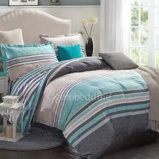 Cheap Full Bedding Sets light blue simple textured full size comforter sets obd081405