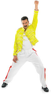 1980s celebrity mens fancy dress 80s famous music pop rock star