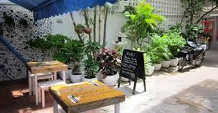 Backyard Artillery Artillery Cafe Phnom Penh Cambodia