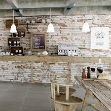 Kitchen Design Tiles Millhouse Reclaimed Brick Slip Effect Porcelain Wall Tile