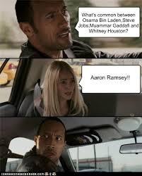 Gaddafi Meme - what s common between osama bin laden steve jobs muammar gaddafi and