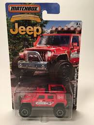matchbox jeep wrangler superlift yet another matchbox unveil the upcoming jeep 75th anniversary