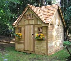 Backyard Sheds Designs by Backyard Shed Designs That You Can Build To Compliment Your Home