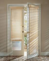 how to hang blinds on a door home design
