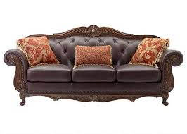 Leather And Fabric Sofas For Sale Couches Sofas For Sale Chicago Indianapolis The Roomplace