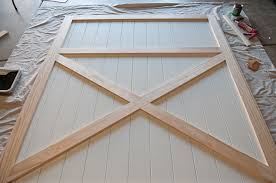 Garage Barn Doors How To Build Barn Doors For Garage I90 For Your Cheerful Home