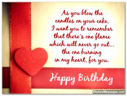 birthday card messages to boyfriend birthday card messages for