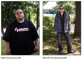 before after 200 weight loss with juicing and raw food diet