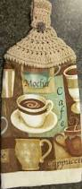 Coffee Cup Decoration Kitchen Coffee Themed Kitchen Decor Coffee Paper Towel Holder Is The