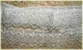 wide lace ribbon venise lace trim 1 3 4 inch wide