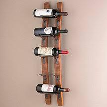 vintageview le rustique 6 bottle wine rack wine enthusiast