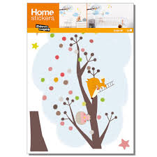 nouvelles images multicolor sleepers kids wall decals home sticker