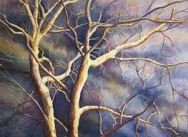 24 best trees images on paintings sycamore trees