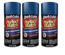 dupli color aerosol spray blue 8oz automotive touchup u0026 spray