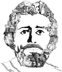 joe castillo u0027s face of christ mark armstrong freelance humorous