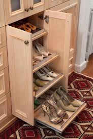 pull out racks for cabinets shoe rack extraordinary pull out drawer shoe rack high resolution