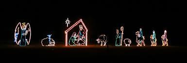 old settlers park christmas lights rock n lights holiday light tour and rock n lights village front