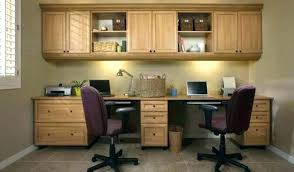 Home Office With Two Desks Two Person Desk Home Office 2 Person Desks Desk For 2 2 Person