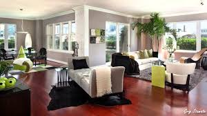 living rooms with gray walls youtube