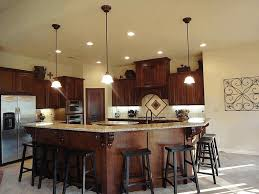 custom kitchen islands with seating black laminate poly vinyl