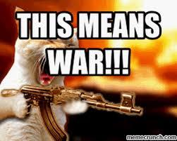 This Means War Meme - means war