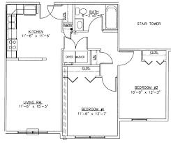 100 two bedroom cabin floor plans 11 beach 2 bedroom house