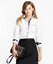 black and white blouse s blouses tunics tops and shirts brothers
