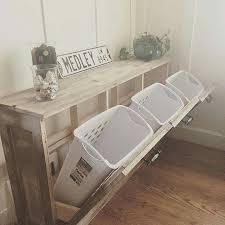 Laundry Hamper Built In Cabinet Best 25 Laundry Hamper Ideas On Pinterest Country Kitchen
