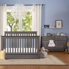 Davinci Kalani Convertible Crib White Grey Crib And Dresser Set Dressers Baby Thedailygraff