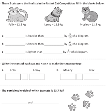 comparing fractions worksheet 3rd grade multiplication mad minute