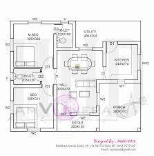 india house design with free floor plan kerala home below 100 sqft kerala home free plans low cost kerala home plan in