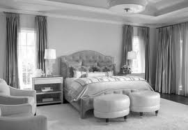 Bedrooms In Grey And White Chic Grey Bedroom Decorating Ideas Home Design Ideas In Grey