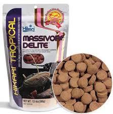 hikari massivore sinking pellets hikari food