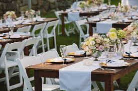 table runner rentals rustic wedding decor rentals wedding corners