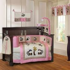 Monkey Crib Bedding Set by Geenny Monkey Jungle 13 Piece Crib Bedding Set Free Shipping