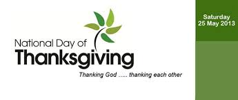 national day of thanksgiving sarmy resources
