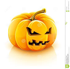 angry jack o lantern halloween pumpkin royalty free stock photos