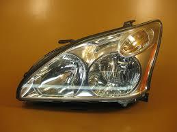 lexus rx 350 headlight bulb lexus rx350 headlight left driver 2004 2005 2006 2007 2008 2009