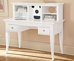 Small Writing Desk With Drawers Furniture Fabulous White Writing Desk With Drawers And Ring Pulls