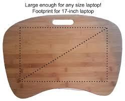 Cushion Laptop Desk by