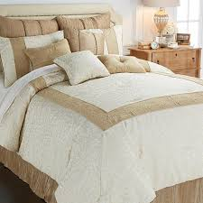 10 Pc Comforter Set Highgate Manor Elizabeth 10 Piece Woven Jacquard Comforter Set