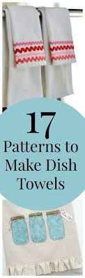 kitchen towel craft ideas idea for non falling kitchen towels i it when i hang a
