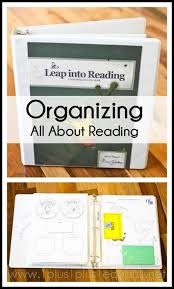 Guided Reading How To Organize How We Organize All About Reading Organizing Homeschool And