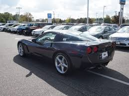 chevy corvette 2013 2013 used chevrolet corvette 2dr coupe w 1lt at toyota of